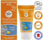 Alphanova SPF50+ Natuurlijke Gezichtscrème
