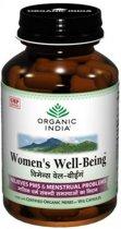 Biologische Vrouwen Welzijn (90 Veggie Capsules) - Organic India