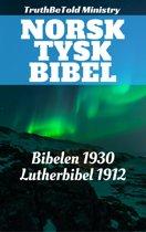 Norsk Tysk Bibel