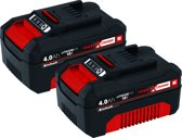 Einhell 4 Ah duo pack Power-X-Change