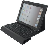 Xccess Case incl. Bluetooth Keyboard Apple iPad 2/3/4 Black
