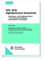 OPS 2016 Alphabetisches Verzeichnis