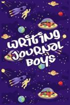 Writing Journal Boys