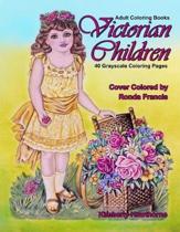 Adult Coloring Books Victorian Children