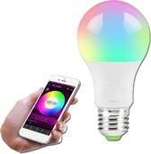 Licht | Lamp | LED lamp | WiFi lamp | E27 | Warm licht | LED bulb | SmartLED | Alternatief voor Philips Hue smart