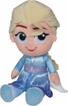 Disney Frozen II Chunky Elsa (43cm) - Knuffelpop