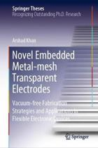 Novel Embedded Metal-Mesh Transparent Electrodes: Vacuum-Free Fabrication Strategies and Applications in Flexible Electronic Devices