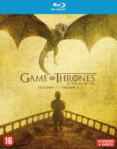 DVD cover van Game Of Thrones - Seizoen 5 (Blu-ray)
