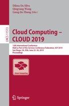 Cloud Computing – CLOUD 2019