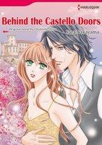 Omslag van 'BEHIND THE CASTELLO DOORS'