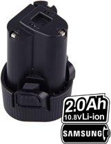 BL1013 / BL1014 Li-ion 2.0Ah/10.8V Plus.Parts Staafaccu voor Makita (21.6Wh)