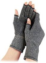 Pro-orthic Reuma Artritis Handschoen Anti-Slip Grijs - Medium
