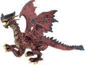 Toi-toys Vliegende Draak Rood 13 Cm