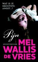 Boek cover Pijn van Mel Wallis de Vries (Hardcover)