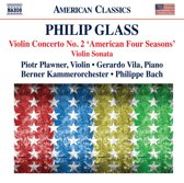 Violin Concerto No. 2 'American Four Seasons' - V