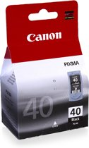 Canon PG-40 - Inktcartridge / Zwart