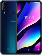 Wiko View 3 - 64 GB - Antraciet Blauw