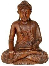 Boeddha beeld zittend 0035B