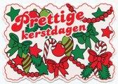 Enkele Kerstkaarten Ansichtkaart 7 - 10 stuks