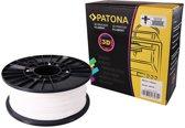 PATONA 1.75mm white PETG 3D printer Filament