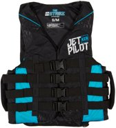 JETPILOT Strike 50N Nylon Vest, JA6201E, Blue, Maat S/M