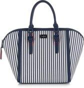 Paul's Boutique Betsy Alston - Handtas - Navy Stripe