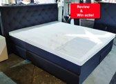 Luxe elektrische Boxspring RIVA - 180x200cm