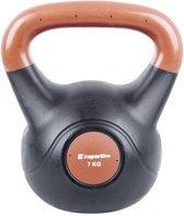 Kettlebell - Insportline - Vin-Bell Dark 7 kg
