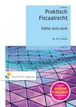 Praktisch fiscaalrecht Editie 2015-2016