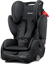Recaro Young Sport Performance Black
