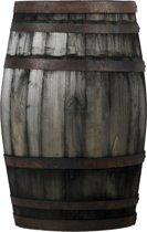 Wijnvat 100 liter oud gemaakt
