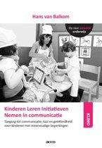 Kinderen leren initiatieven nemen in communicatie