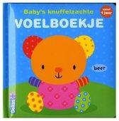 Baby's knuffelzachte - Voelboekje