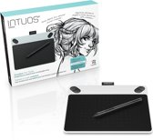 Wacom Intuos Draw Pen Small - Tekentablet / Wit