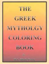 The Greek Mythology Coloring Book