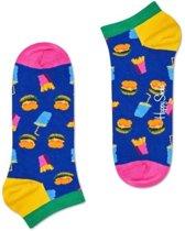 Happy Socks Hamburger Sneakersok - Maat 41-46