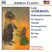 American Classics - Anderson: Orchestral Favourites / Richard Hayman et al