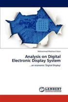 Analysis on Digital Electronic Display System