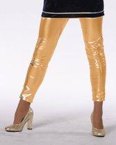 Gouden kinder legging 128