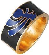 Pierre Cardin Steel - PCRG10008D150 - Ring - Roestvrij staal - goudkleurig