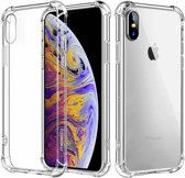 Shock Proof TPU Frame hoesje voor de iPhone Xr