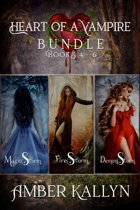 Heart of a Vampire (Book Bundle, Books 4-6)