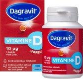 Dagravit Vitamine D Pearls 10 UG - Vitaminen