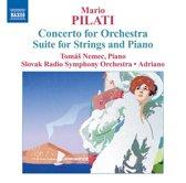 Pilati: Concerto For Orchestra