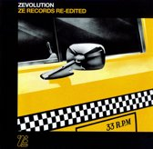 Zevolution-Ze Records  Re-Edited