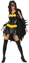 Batgirl - Kostuum - Maat S - Zwart