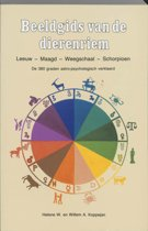 Beeldgids van de dierenriem / 1 Leeuw-Maagd-Weegschaal-Schorpioen