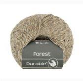 5 X Durable Forest 4002 Lichtbruin gemêleerd