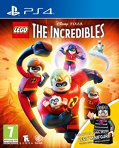 LEGO Disney Pixar's: The Incredibles - Collector's Edition - PS4