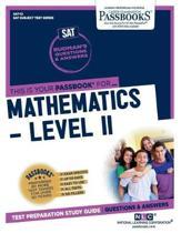 SAT Mathematics - Level II
